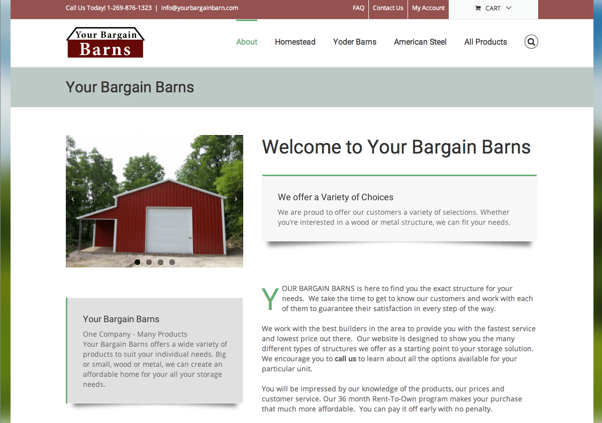 Your Bargain Barns -5
